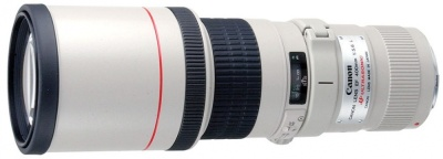 Canon EF 400mm f/5,6 L USM
