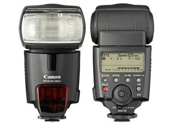 Canon blesk Speedlite 580 EX II